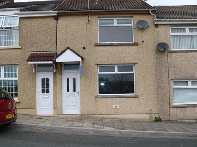 St. Annes Crescent, Bargoed